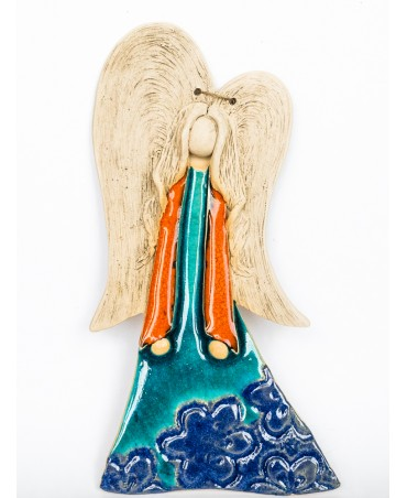 Anioł ceramiczny 484