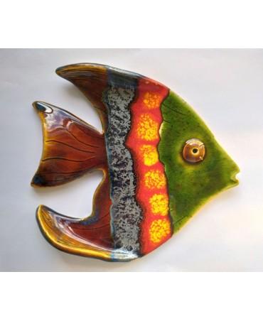 Ryba 598 ceramiczna zawieszka