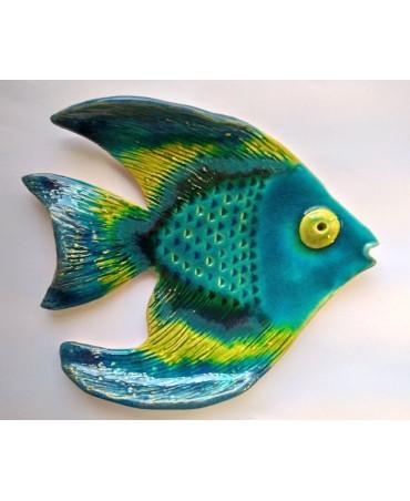 Ryba 603 ceramiczna zawieszka