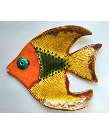 Ryba 604 ceramiczna zawieszka