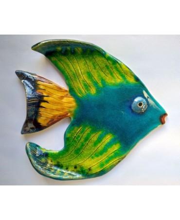 Ryba 605 ceramiczna zawieszka