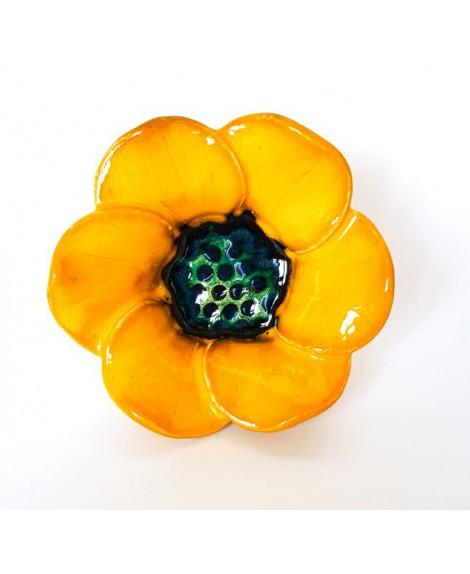 Kwiatek 665 ceramiczny świecznik miseczka