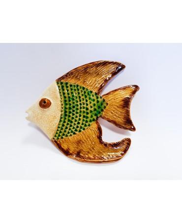 Ryba 672 ceramiczna zawieszka
