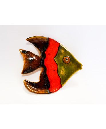 Ryba 673 ceramiczna zawieszka