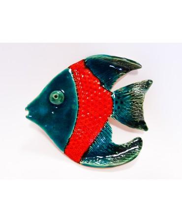 Ryba 676 ceramiczna zawieszka