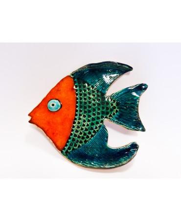 Ryba 677 ceramiczna zawieszka