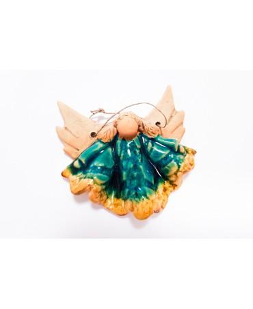 Anioł ceramiczny, calineczka 680