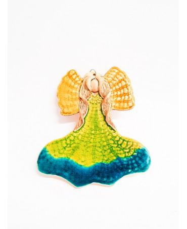 Anioł ceramiczny 746