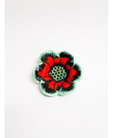 Kwiatek 756 ceramiczny świecznik miseczka