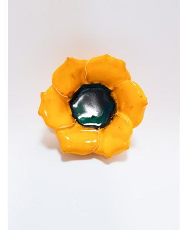 Kwiatek 809 ceramiczny świecznik miseczka