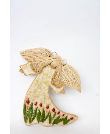 Anioł ceramiczny 250